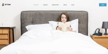 Rythm raises $11 million for wearable device to measure sleep quality
