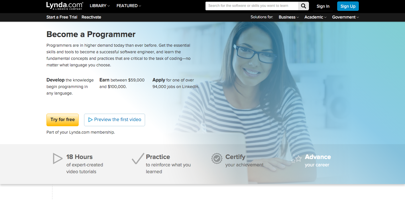 Lynda com's new Learning Path program plans the courses needed to
