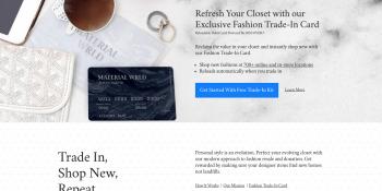 Material Wrld raises $9 million to sell used luxury items online