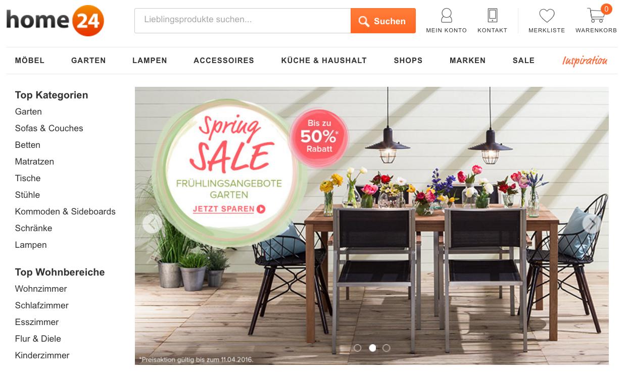 Home24 raises $22.7 million for its online furniture retail ...