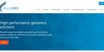 Bluebee lands $11.4 million for cloud-based DNA analysis platform