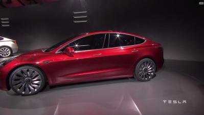 Elon Musk Tesla Model 3 Order 14 Billion In One Week
