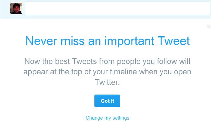 Never Miss a Tweet