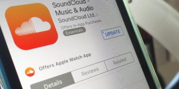 SoundCloud for iOS gets Chromecast support