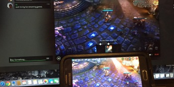 Periscope competitor Stre.am expands with pivot to mobile esports