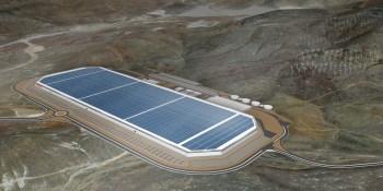 Inside the Tesla Gigafactory, Elon Musk's secretive battery production facility