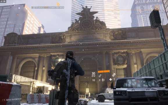 The Division is back.