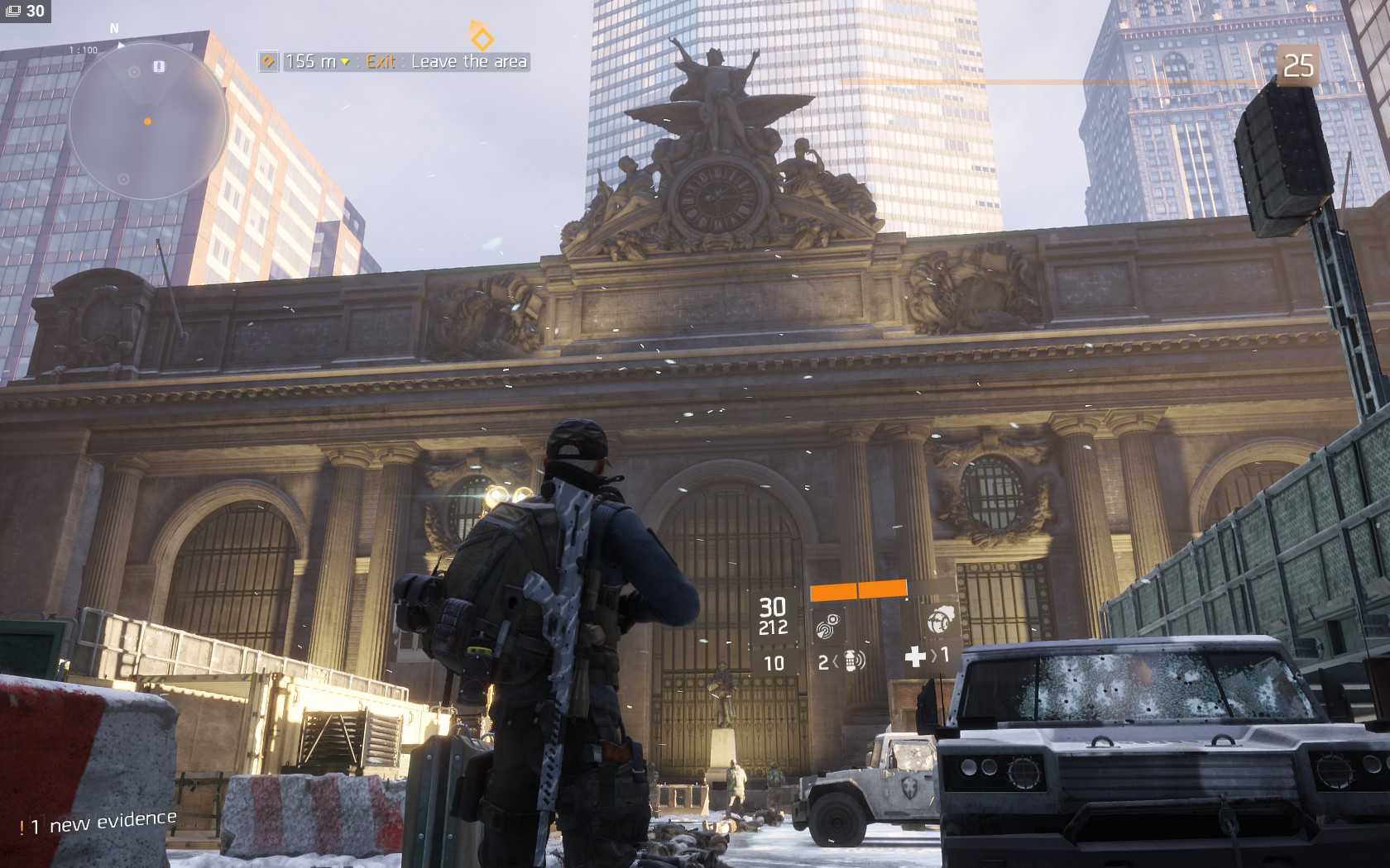 The Division is doing well.