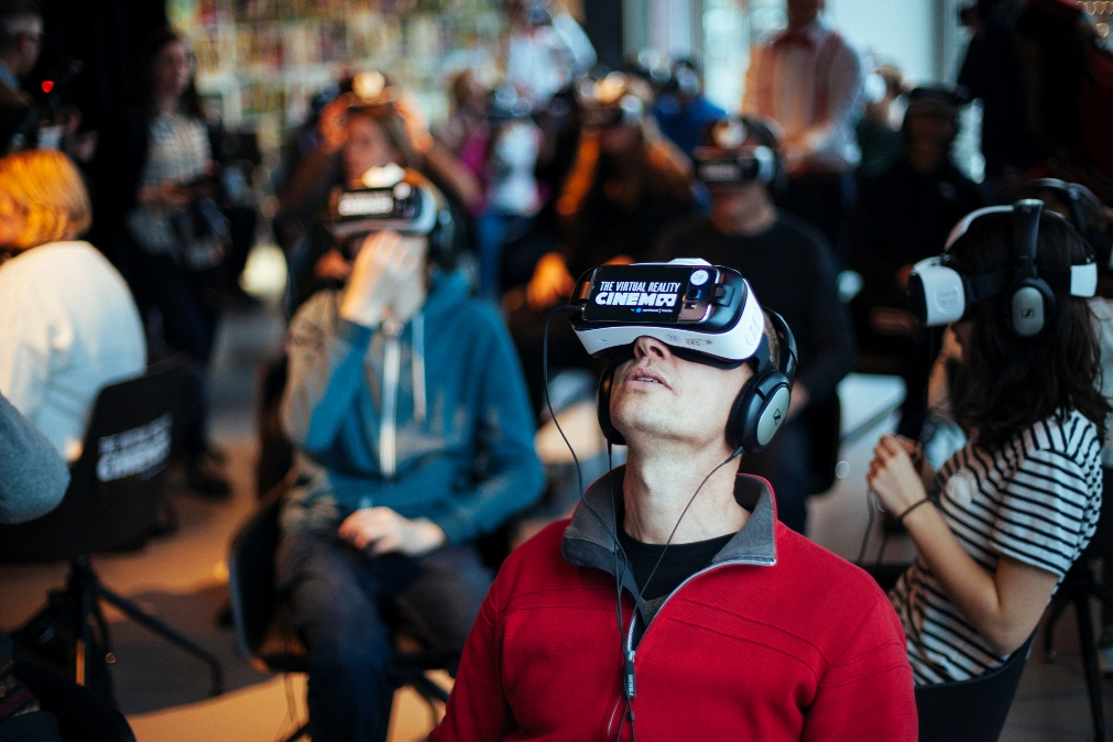 The VR Cinema, Amsterdam: Opening Event