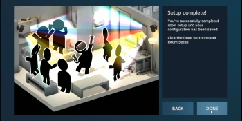 Watch me set up the HTC Vive for room-scale virtual reality