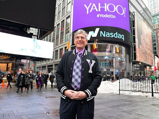 Yahoo CFO Ken Goldman