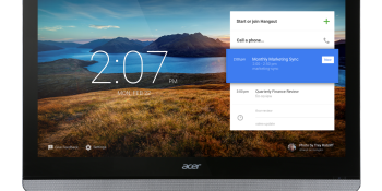 Acer's Chromebase for Meetings is a $799 machine designed for video conferences