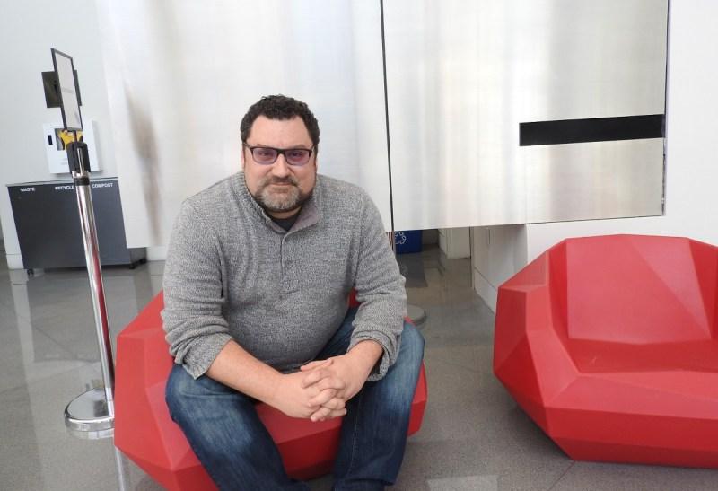 Chris Heatherly, head of Disney's mobile games.