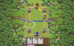 Clash Royale is one