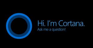 Cortana.