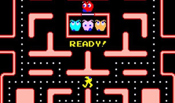 Before Ms. Pac-Man, there was Crazy Otto.