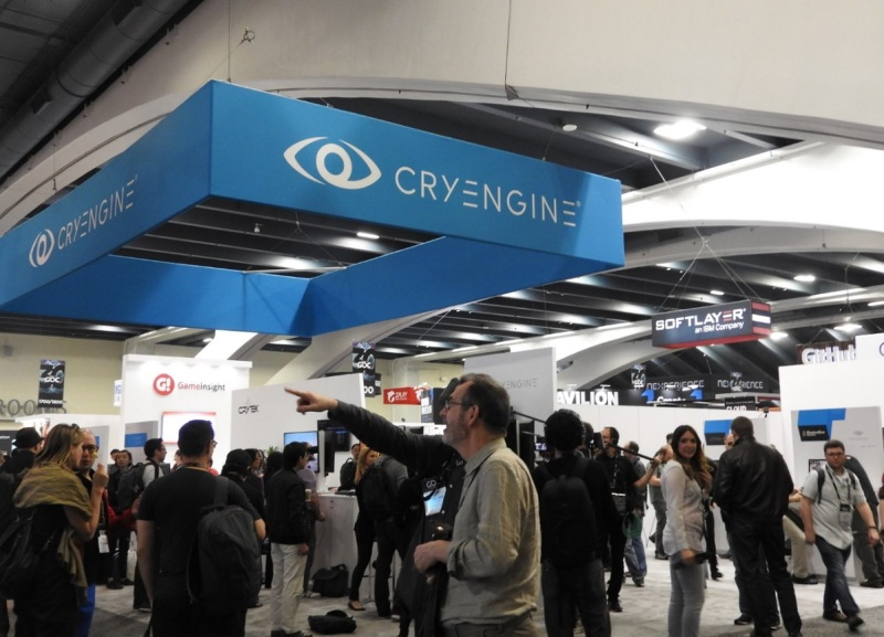 Users can pay what they want for the CryEngine V.