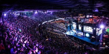 ESL teams with sports company AEG to create more esports events