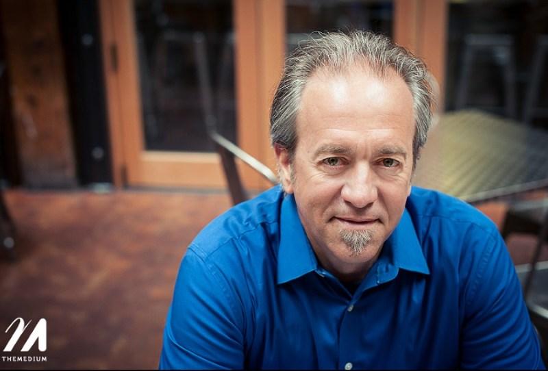 FlowPlay CEO Derrick Morton is betting on non-gambling social sports.
