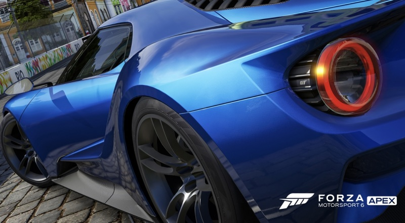 Forza Motorsport 6: Apex will debut in 4K resolution for PC gamers.