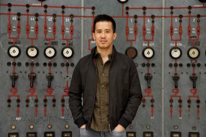 Gary Lin at Glispa in Berlin.