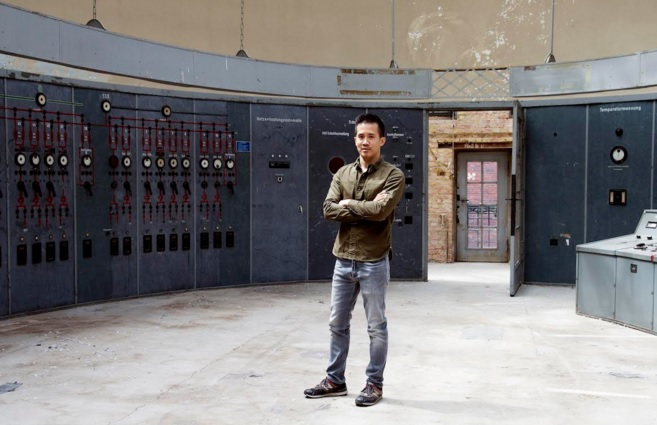 Gary Lin, CEO of Glispa.