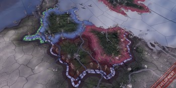 Hearts of Iron IV makes its general staff take on World War II easier to manage on June 6, D-Day