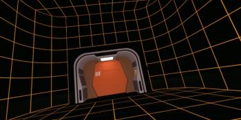 HTC Vive's wallpapers put you in Star Trek's holodeck, Rocket League's stadium, and more