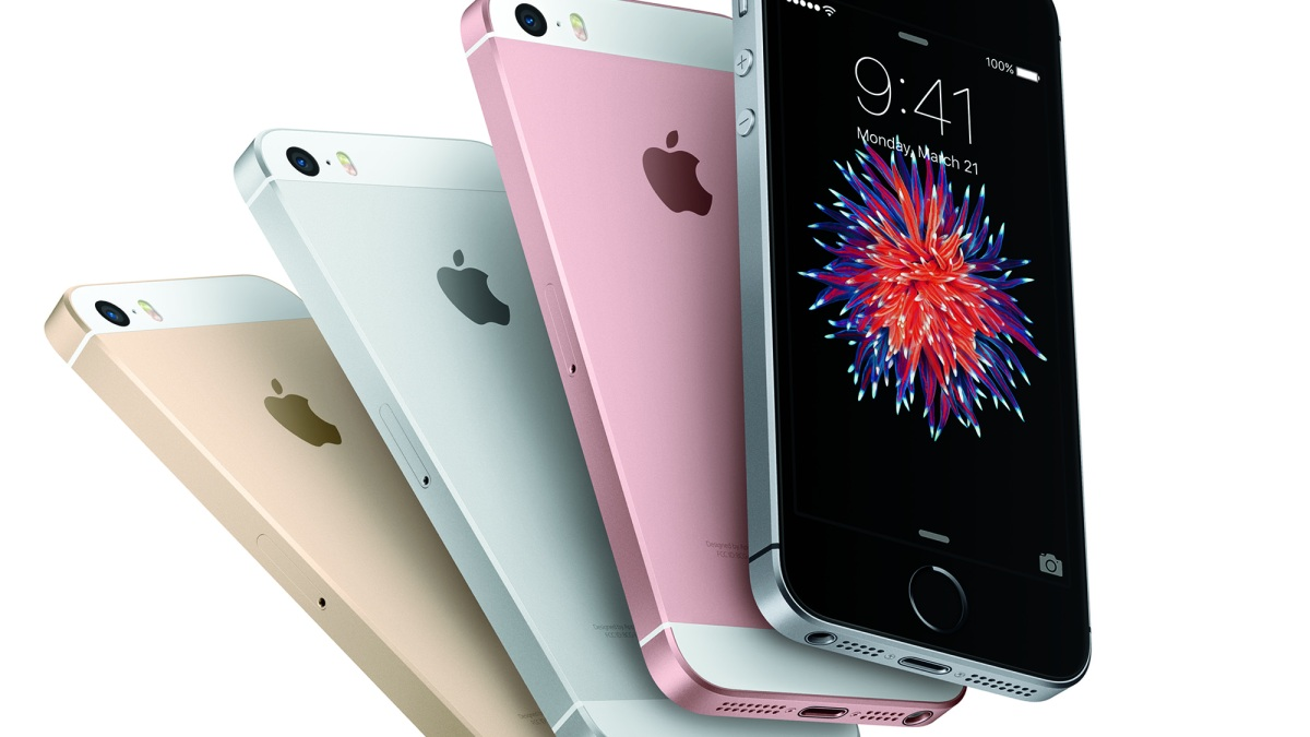 Everything Apple announced today: iPhone SE, smaller iPad