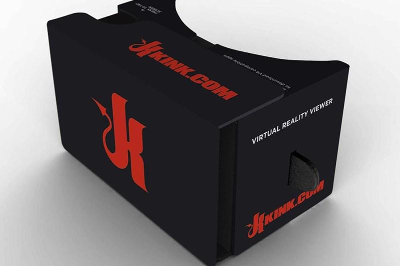 Kink.com is taking porn into VR.