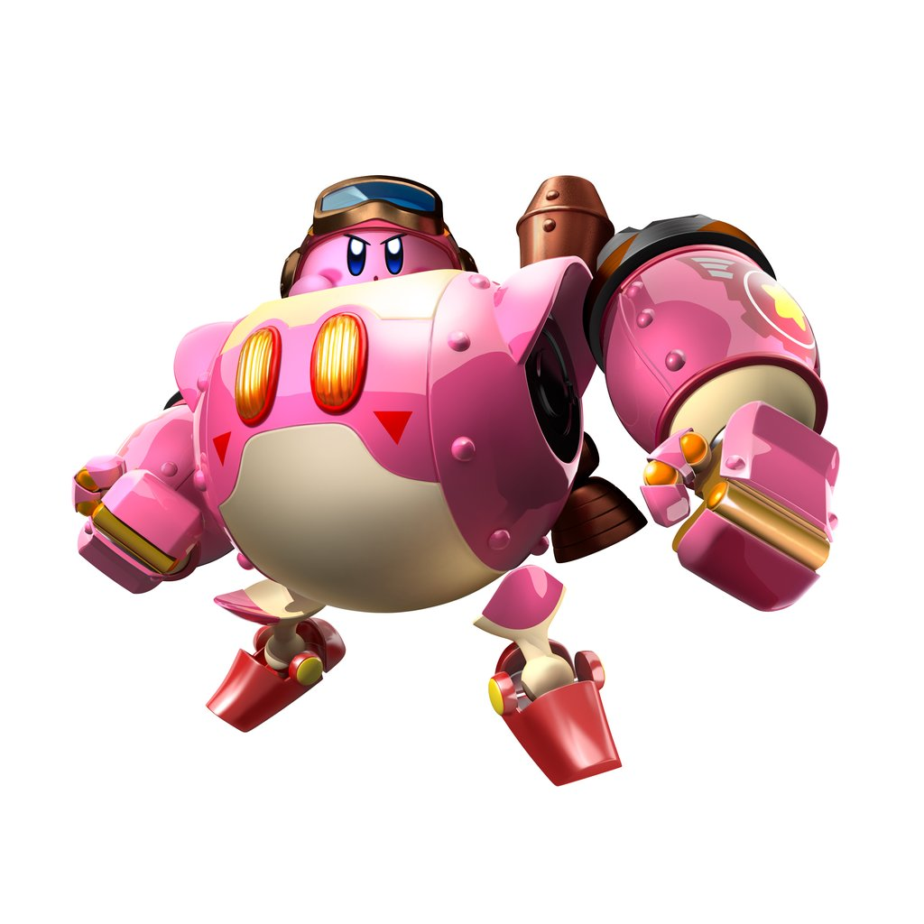 Kirby: Planet Robobot.