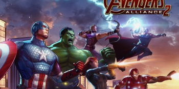 Disney hopes Marvel: Avengers Alliance 2 will blast its way to success on mobile