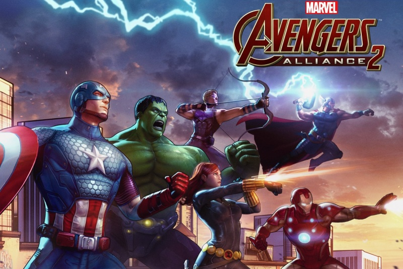 Marvel: Avengers Alliance 2 is making the leap from social to mobile.