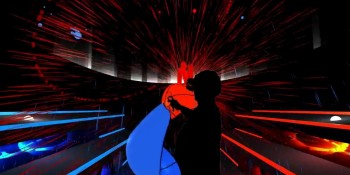 Audioshield is the best virtual reality game I've played yet