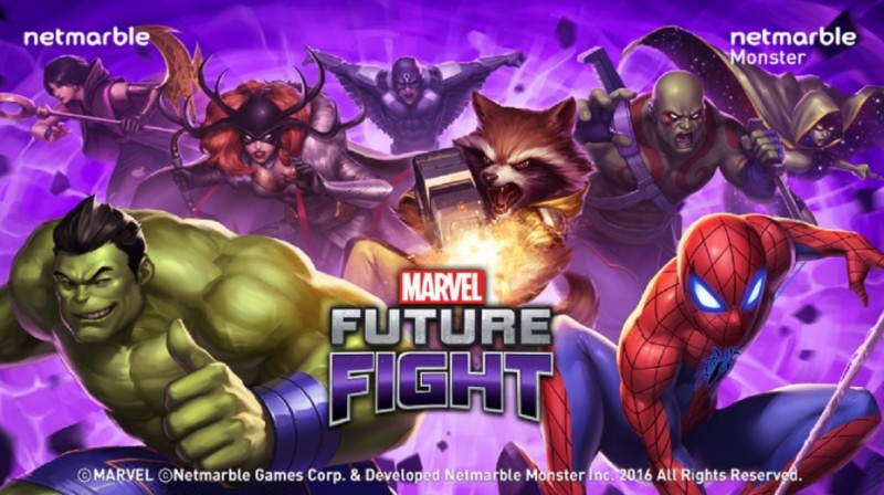 Netmarble's Marvel Future Fight is a huge hit.