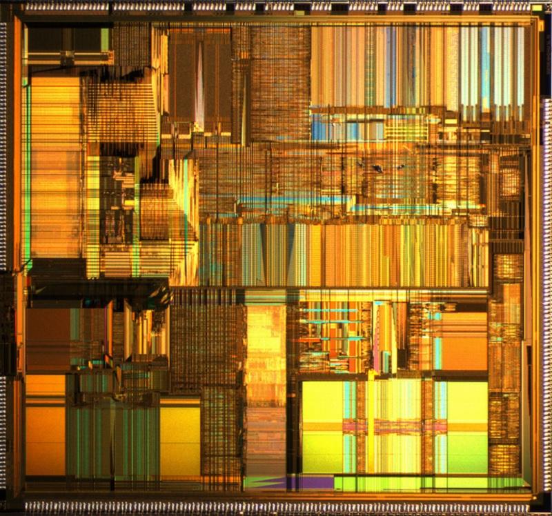 Intel's original Pentium chip.