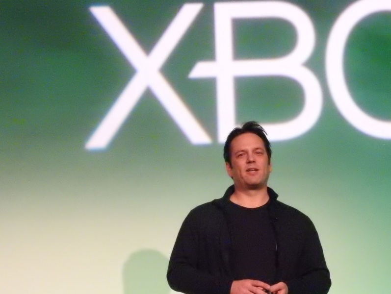 Phil Spencer, head of Xbox, says Microsoft has a huge audience across Windows, Xbox One, and Xbox 360.