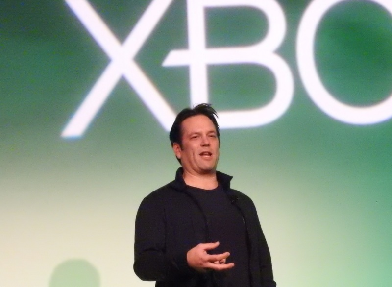 Phil Spencer, head of Xbox, still believes in big exclusives.