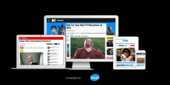 Playbuzz scores $15 million in funding for sponsored social content