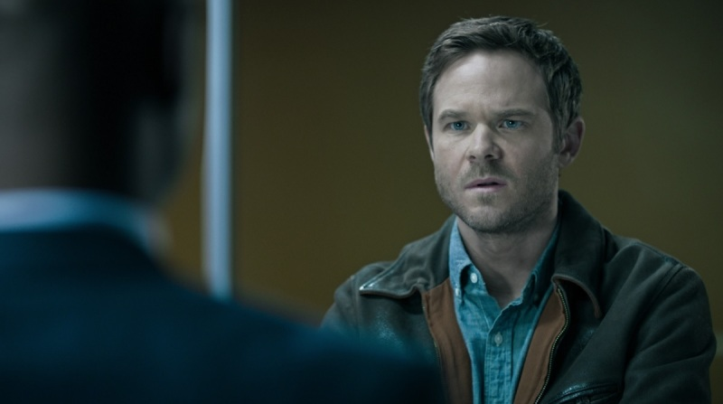 Shawn Ashmore plays Jack Joyce in Quantum Break, on both the game and live-action video episodes.