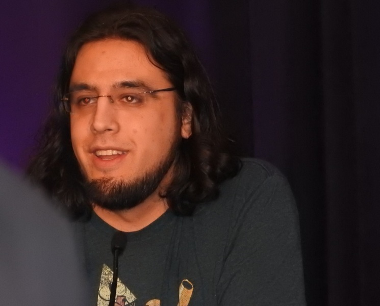 Rami Ismail is cofounder of Vlambeer and a panelist at GDC on Muslim representation in games.