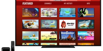 Angry Birds maker Rovio bringing its ToonsTV cartoon app to Apple TV