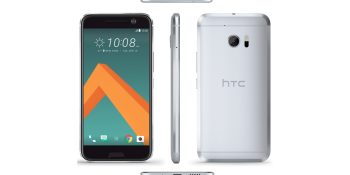 HTC's next flagship, HTC 10, revealed in renders for the first time