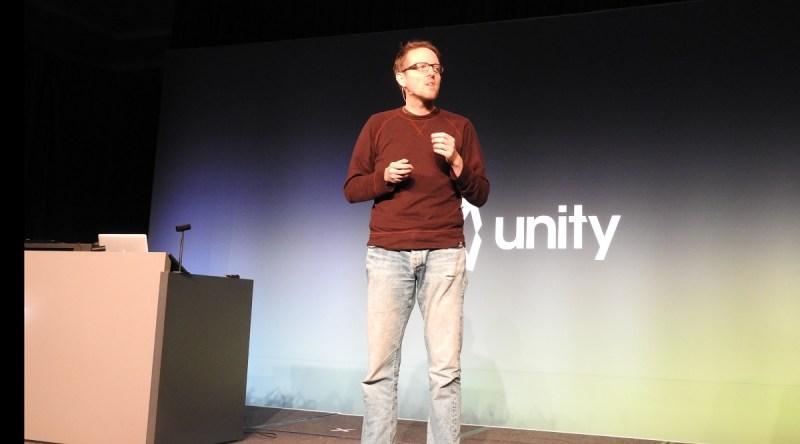 Unity's Lucas Meijer