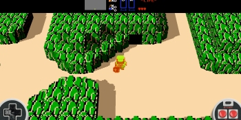 The Legend of Zelda becomes 3D in your browser