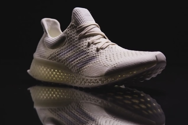 Still shot from Adidas YouTube channel