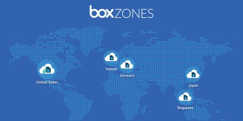 Box Zones lets companies store files in AWS and IBM data centers to meet compliance needs