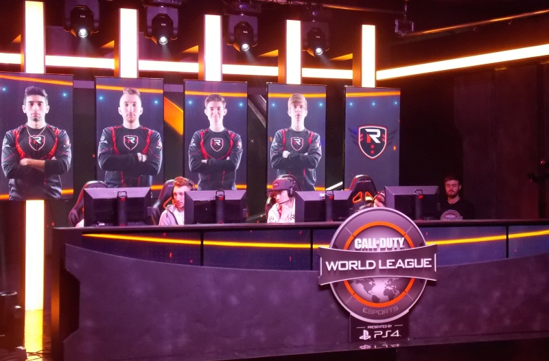 Call of Duty World League: NA Stage 1 finals
