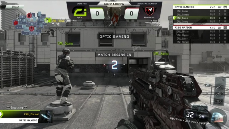 Call of Duty World Leage: NA Stage 1 Finals