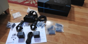HTC Vive is experiencing shipping problems, and the company is finally talking about it